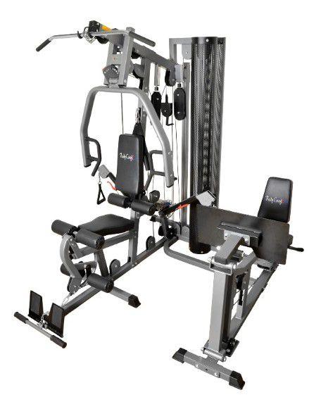Estação Multi Exercícios X-Press Pro Body Craft (PEÇA SHOWROOM)