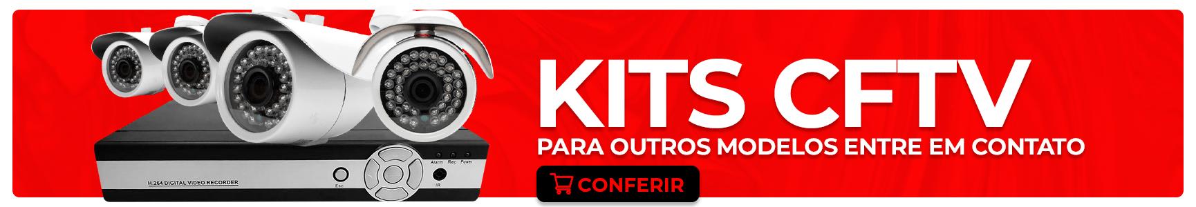 KITs CFTV