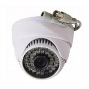 Câmera Infra AHD Dome 720p 4 em 1 MULTI HD