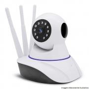 Câmera IP Robô Sem Fio FULL HD 1080p 360º Áudio