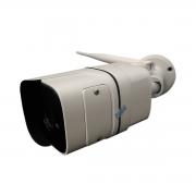 Câmera IP sem fio HD 1MP 720p suporta cartão micro SD 64GB
