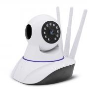 Câmera Segurança IP HD WiFi 720p 360° YooSee
