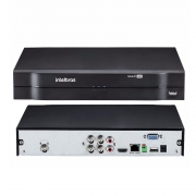 DVR Gravador INTELBRAS MHDX 1104 4 Canais 1080p H265+