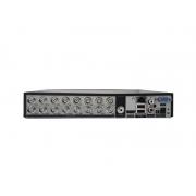 DVR Stand Alone 16 canais FULL HD 1080p Pentaflex H265 XMEYE