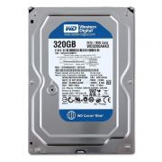 HD WD 320GB Sata II 3.0gb/s 8mb Cache 7.200rpm 3.5