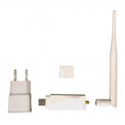 Repetidor Extensor de Sinal para KIT IP - 110V/220V (Bivolt)