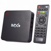 TV BOX Smart 4K 16G Memória Interna 2G Ram MX9