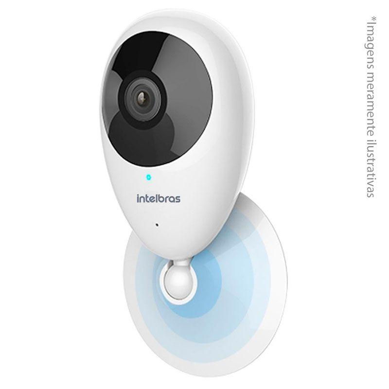 Câmera De Segurança WiFi HD Ic3 Intelbras