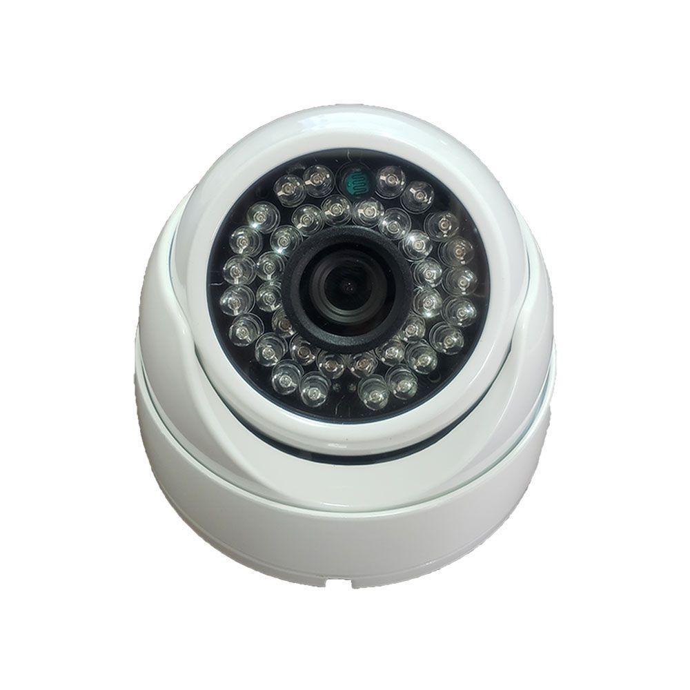 Câmera Dome Externa Full HD 2.0 MP 1080p