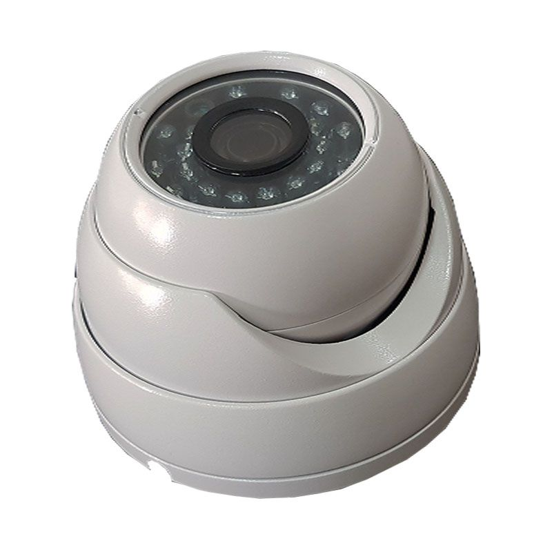 Câmera IP Externa Dome Full HD 2.0 MP 1080p