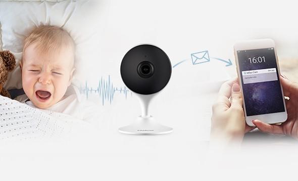 Câmera IP Wi-Fi Full HD Intelbras iM3