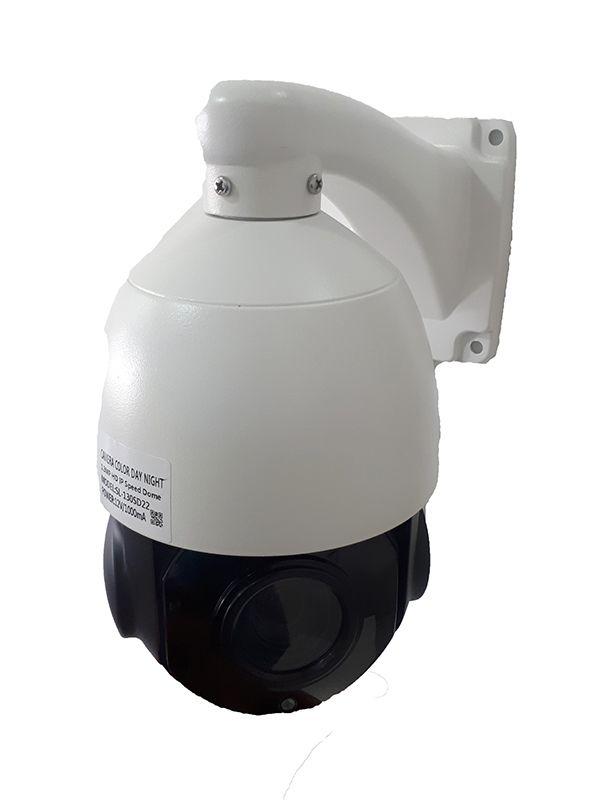 Câmera Mini Speed Dome AHD 960p 4x Zoom