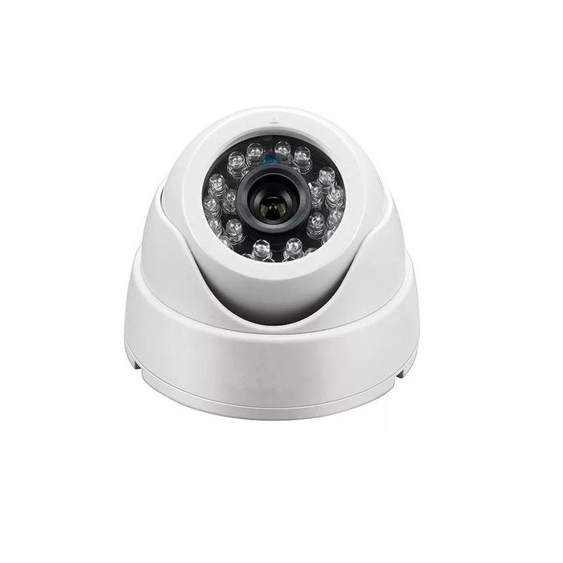 Câmera Segurança Dome AHD 1MP 720p com lente 2.8mm