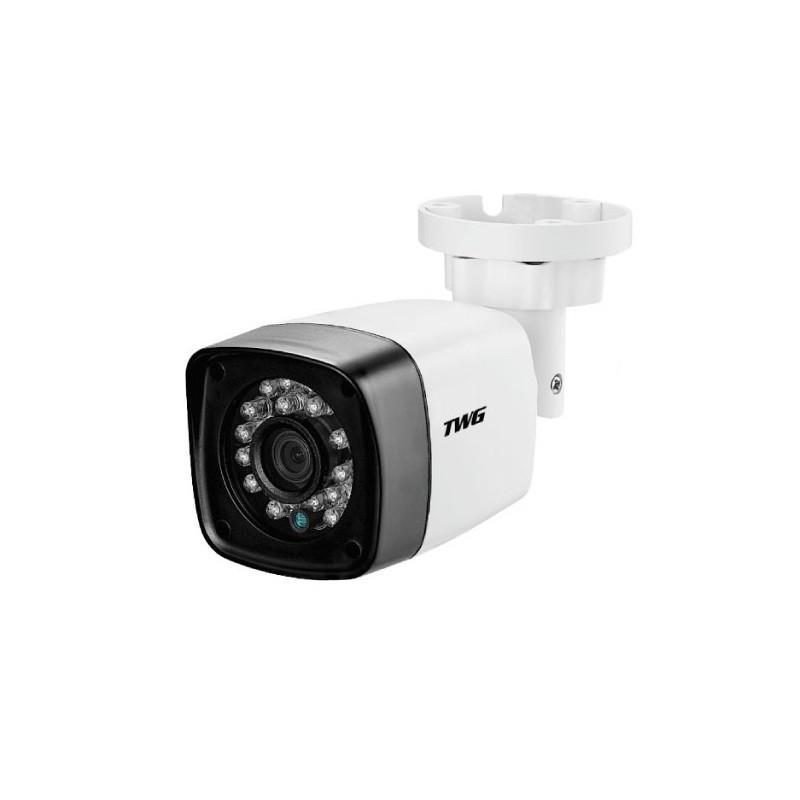Câmera Segurança FULL HD 2.0MP 1080p 4x1 infravermelho