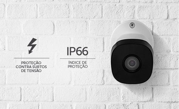 Câmera Segurança Intelbras Multi HD 720p VHD 3130 B G5