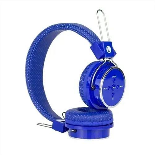 Headphone Sem fio Bluetooth 4.1 Celular Micro SD FM P2 B05A