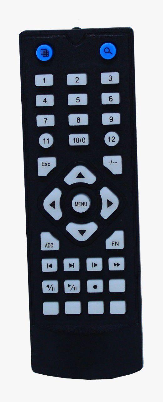 KIT 4 câmeras IP sem fio HD com DVR