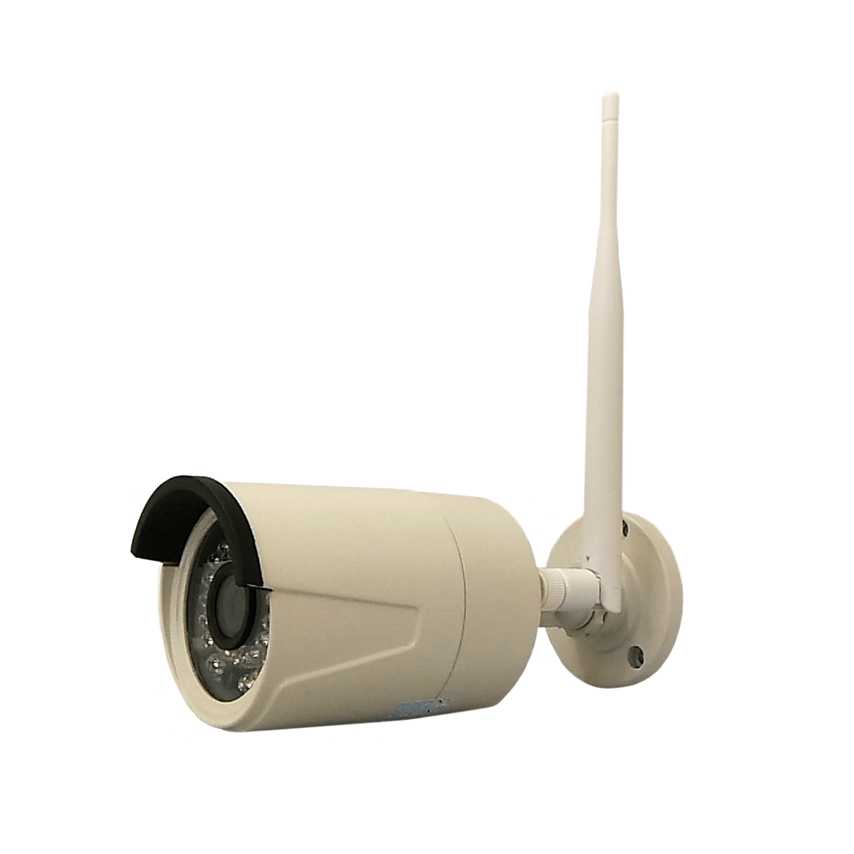 KIT CFTV Completo IP Wifi Sem Fio 4 Canais Vídeo Demonstrativo