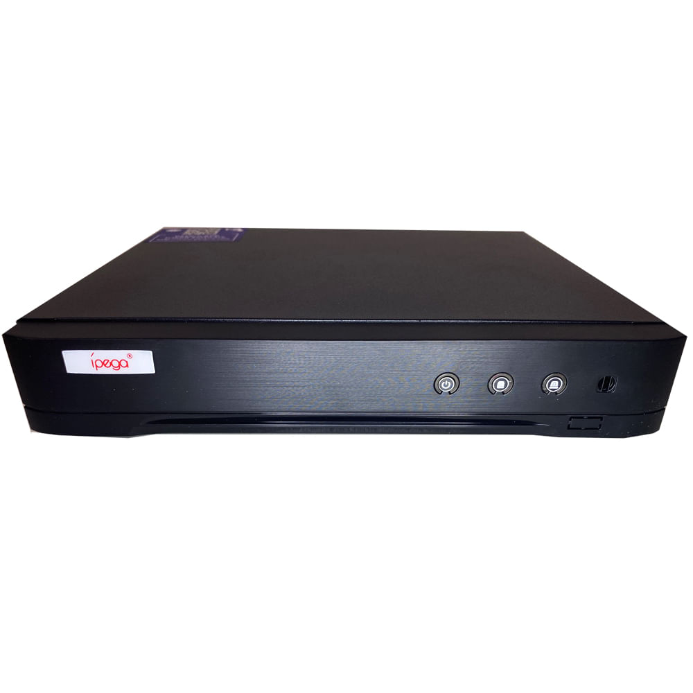Kit DVR Stand Alone 4 canais 1080p com HD 1TB