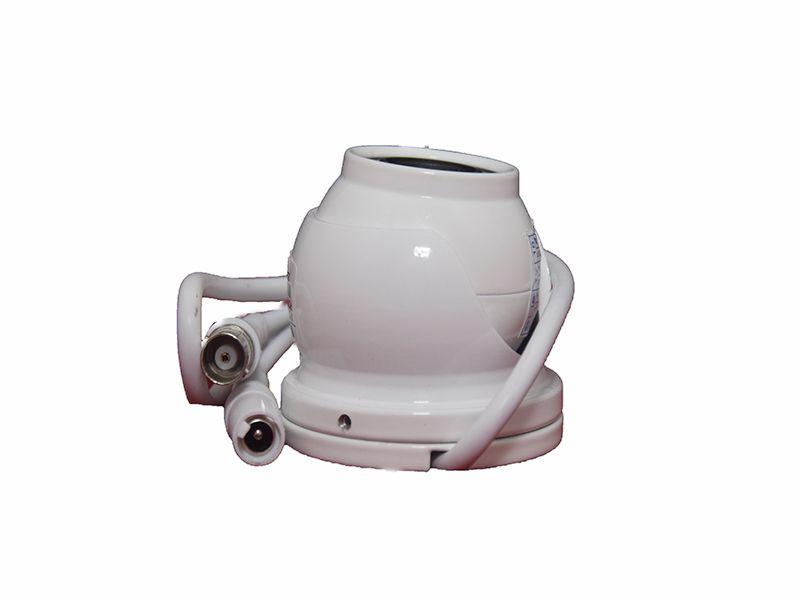 Mini Câmera Dome Multi HD 1.0 MP 720p HD Lente 2.8mm AntiVandalismo