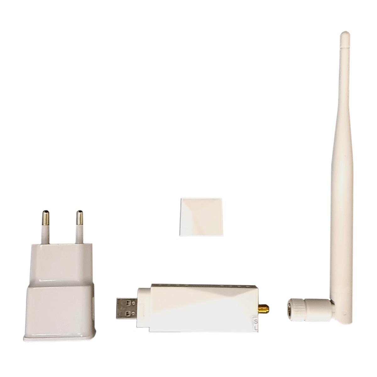 Repetidor Extensor de Sinal para KIT IP XMEYE Bivolt 110V 220V