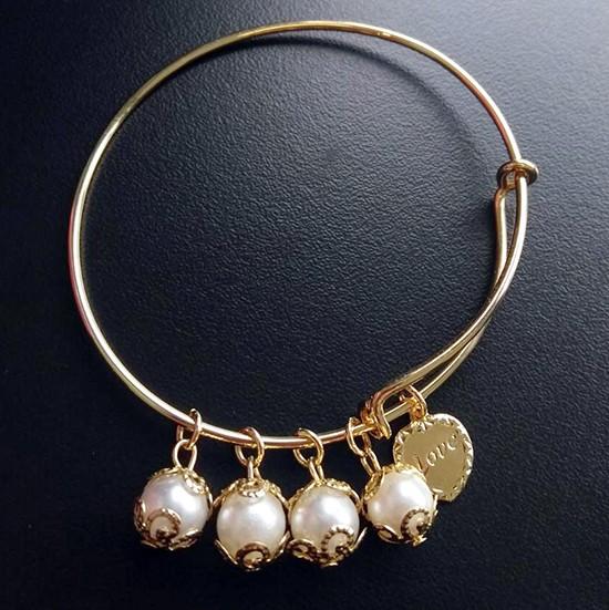 Bracelete Pingentes