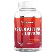 Astaxantina + Luteína 150 Cápsulas 500mg - New Way Nutrition
