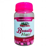 Beauty Hair 60 Cápsulas 500mg - Rei Terra
