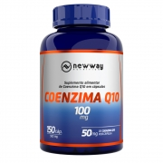 Coenzima Q10 150 Cápsulas 500mg - NewWay