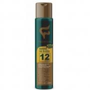 Creme Para Pentear Banho de Óleos 12 Benefícios 400ml - Fashion