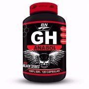 GH Ornitina + Arginina 120 Cápsulas - Bio Nutrition