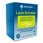 Lacto Schraiber - Lactobacilos para Flora Intestinal