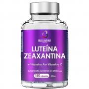 Luteina Zeaxantina + Vitamina C e A 500mg 150 Cápsulas - Bulgarian