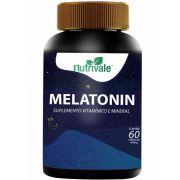 Melatonin Sono Melhor 60 Cápsulas 500mg - NutriVale