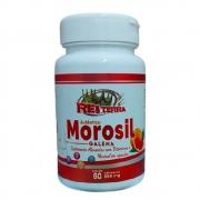Morosil Laranja Moro + Vitaminas A + E + C + Zinco 60 Cápsulas 500mg - Rei Terra
