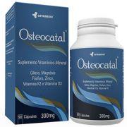 Osteocatal 90 Cápsulas 300mg - Catalmedic
