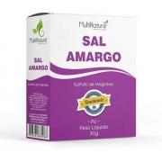 Sal Amargo - Sulfato De Magnésio Em Pó