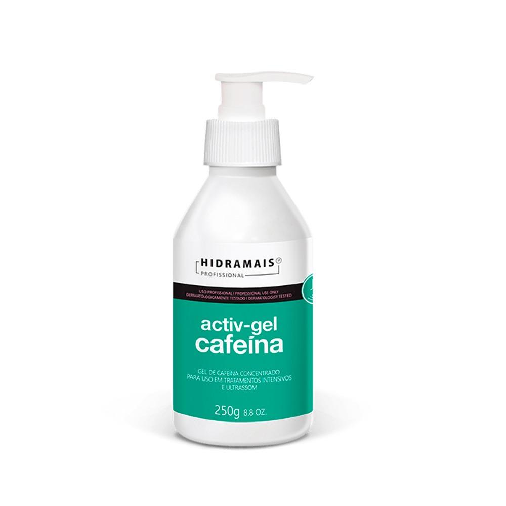 Activ-Gel Cafeína Concentrado 250g - Hidramais