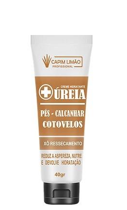 Creme Hidratante Ureia Pés / Calcanhar / Cotovelos 40g