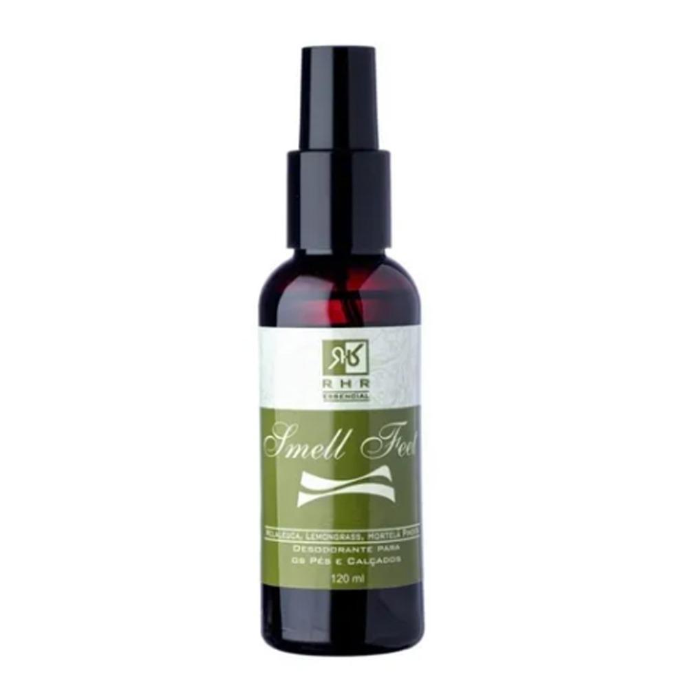 Desodorante Para os Pés Smell Feet - Melaleuca, Lemongrass, Hortelã 120ml - RHR