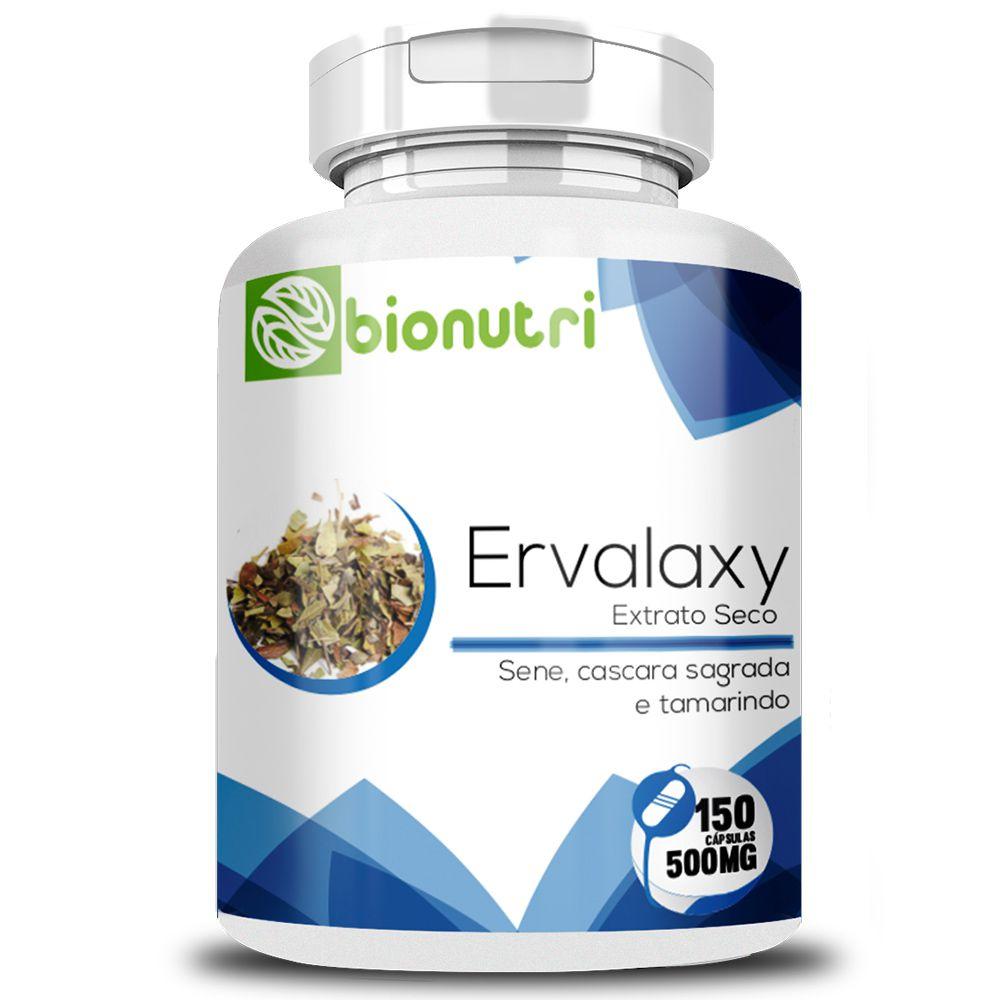 Ervalaxy Extrato Seco 150 Cápsulas 500mg - Bionutri