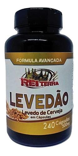 Levedo De Cerveja Complexo B 240 Cápsulas 500mg