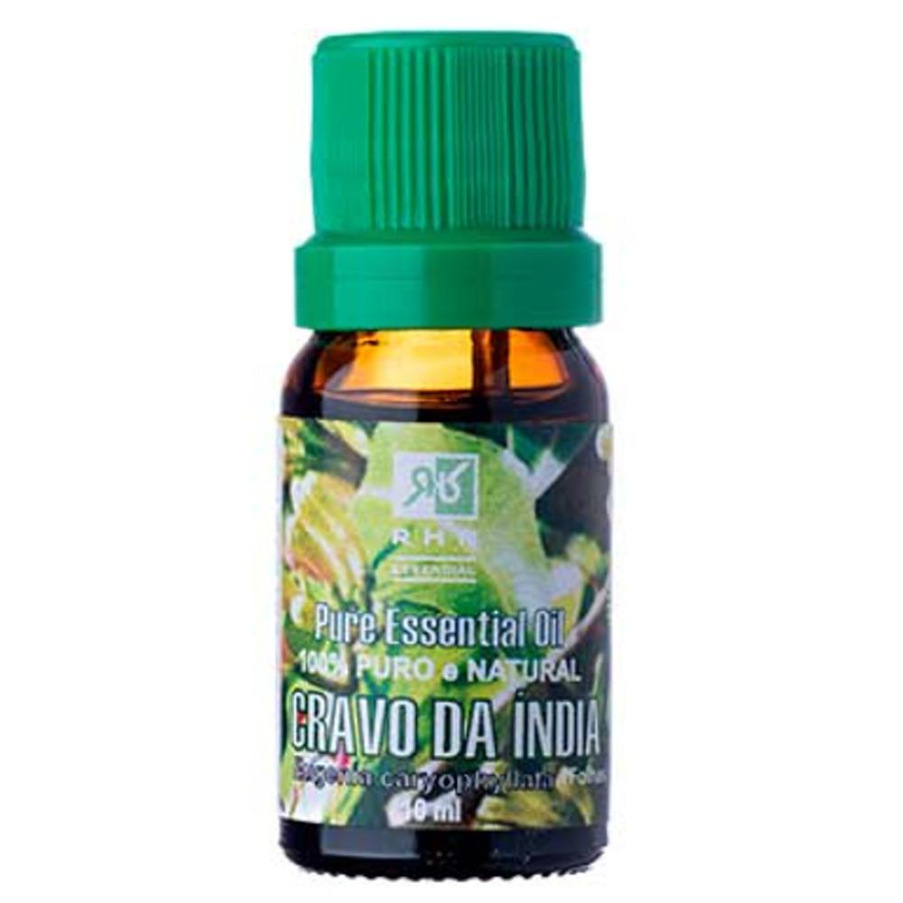 Óleo Essencial De Cravo Da Índia Folha RHR - 10ml