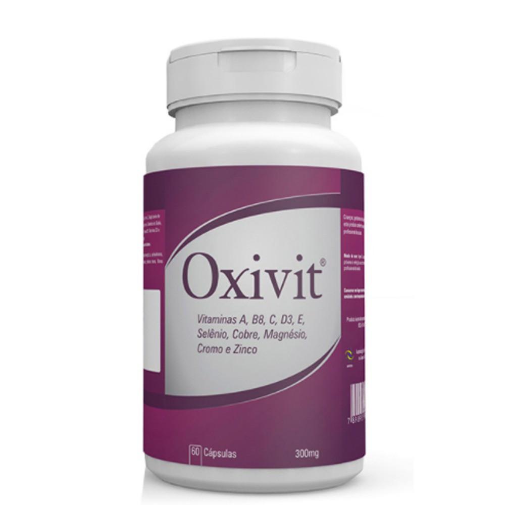 Oxivit 60 Cápsulas 300mg - Catalmedic