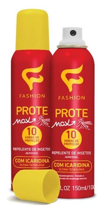 Protemax Repelente de Insetos Aerossol 100ml - Fashion
