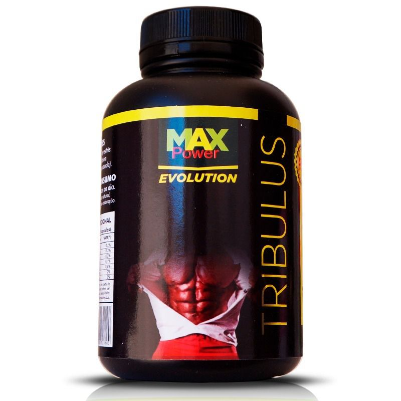 Tribulus Terrestris Max Power Evolution 700mg - 150 Capsulas