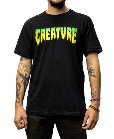 Camiseta Creature Logo