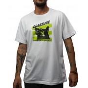 Camiseta Creature Prohibida Branca