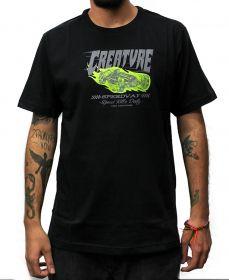 Camiseta Creature Speedway Preta
