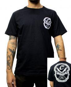 Camiseta Creature Worldwide Preta